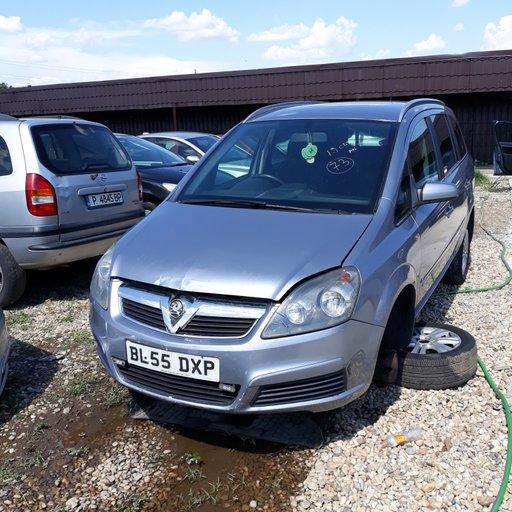 Carlig remorcare Opel Zafira 2006 Minivan 1.9 CDTI