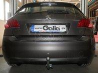 Carlig Remorcare Peugeot 308 hatchback 10/2013-
