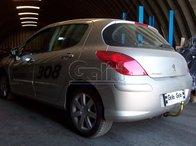 Carlig Remorcare Peugeot 308 hatchback 2007-2013 (demontabil automat)