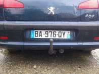 Carlig Remorcare Peugeot 607