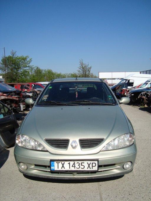 Carlig remorcare Renault Megane 2001 Hatchback 1.9 dci