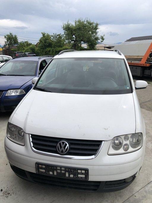 Carlig remorcare Volkswagen Touran 2005 Hatchback 1.9 TDI