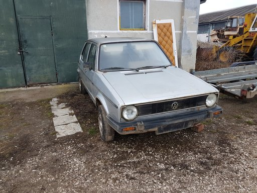 Carlig remorcare VW Golf 1 1983 HATCHBACK 1.6