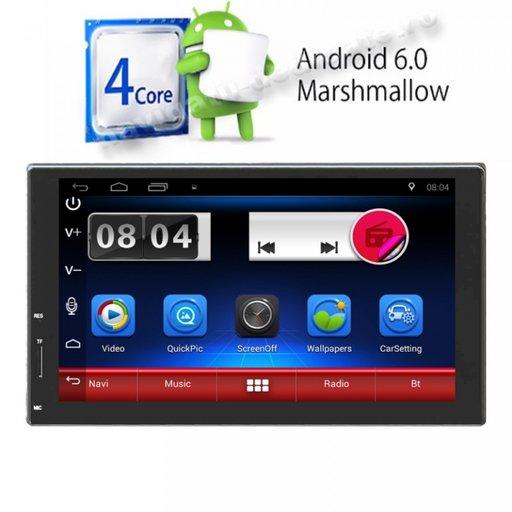CARPAD GPS AUTO NAVIGATIE 2DIN ANDROID PEUGEOT 307 / 207 / 308 QUAD CORE USB INTERNET NAVD-E902