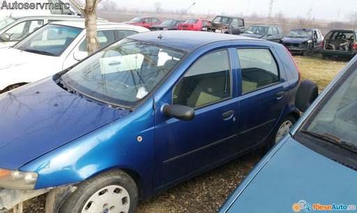 Caseta de directie pentru Fiat Punto din 2001 , 1.2 benzina , 44 kv varianta hatchback