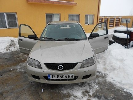 Caseta directie Mazda 323 2.0 TD 1999,2000,2001,2002,2003,2004