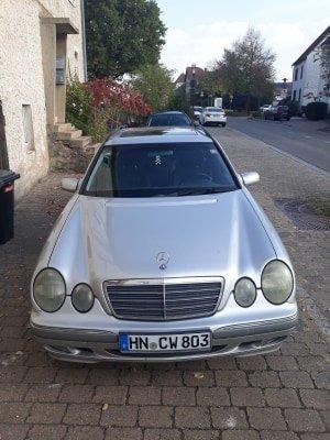 Caseta directie Mercedes E-Class W210 2003 brek 2200