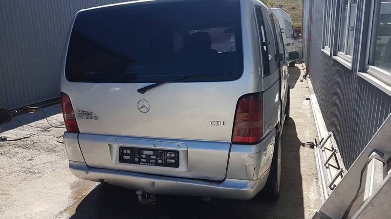 Caseta directie Mercedes VITO 2003 minibus 2.2 CDI 122 CP