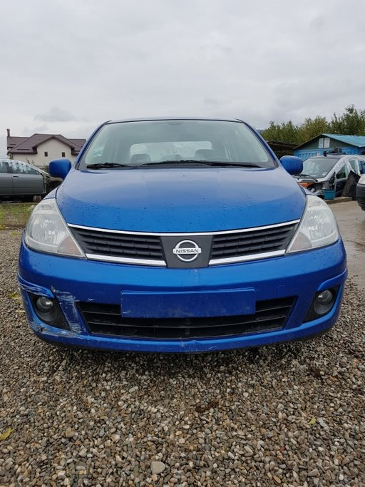 Caseta directie Nissan Tiida 1.6 benzina HR16 2007 2008 2009