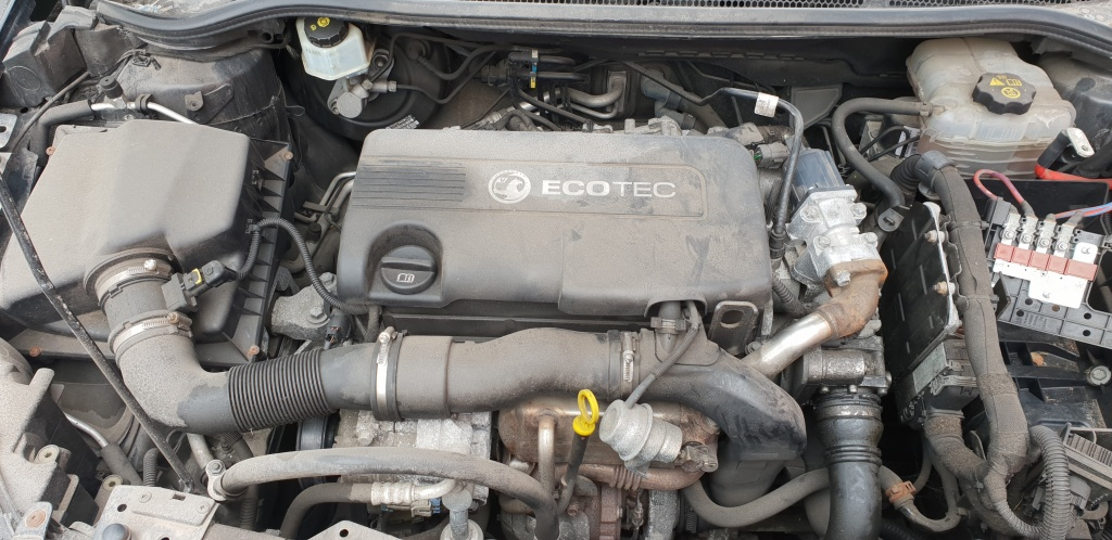 Caseta directie Opel Astra J 2011 Hatchback 1.7 cdti