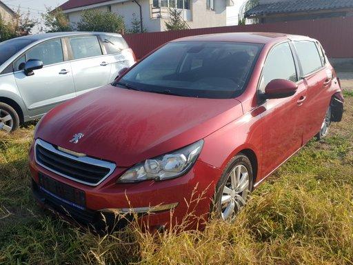 Caseta directie Peugeot 308 2012 hatchback 1.6 hdi 9hp euro 5