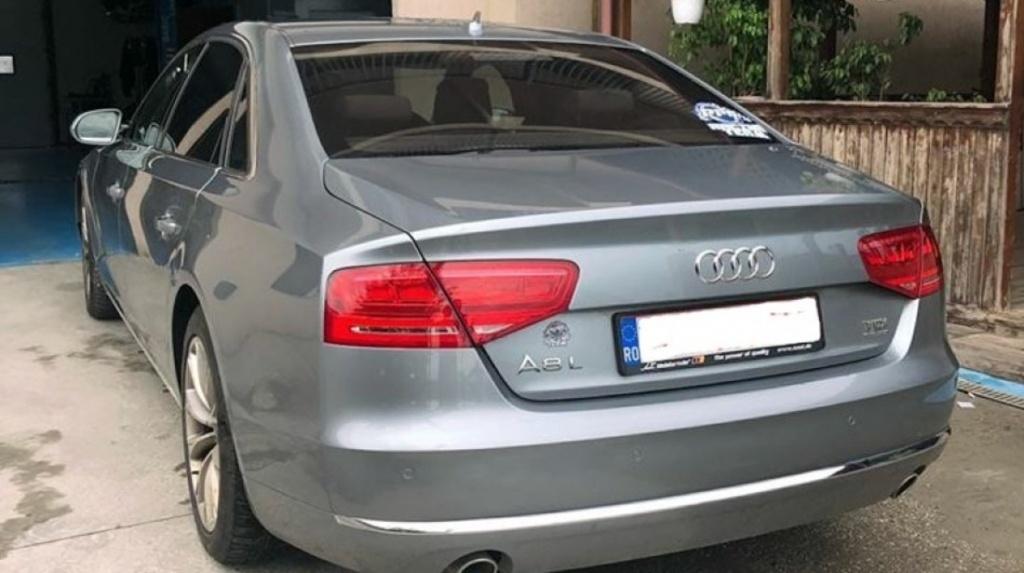 Catalizator Audi A8 2012 Berlina 3.0 TDI