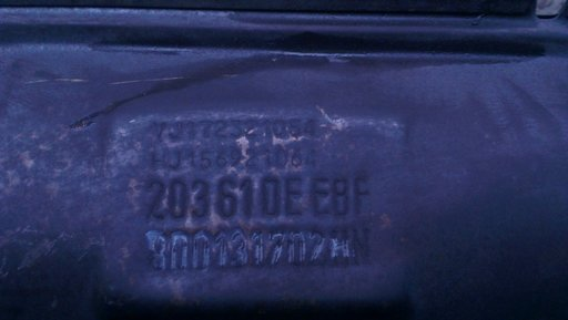 Catalizator euro 4, benzina, audi a4, 1,8t, 2001
