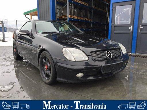 Catalizator Mercedes SLK R170 2001 Cabrio 230 Kompressor