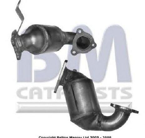 Catalizator MITSUBISHI CARISMA LIMUZINA ( DA ) 09/1996 - 06/2006 - piesa NOUA - producator BM CATALYSTS BM80312H - 301584