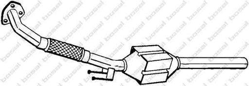 Catalizator SKODA OCTAVIA (1U2) BOSAL 099-568