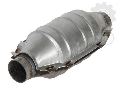 Catalizator universal ROTUND - pt toate motorizarile benzina pana la 2000 cmc