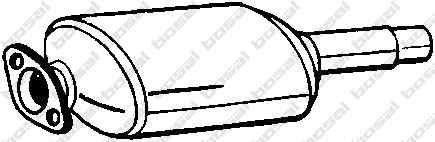 Catalizator VOLVO S40 I (VS) BOSAL 099-956
