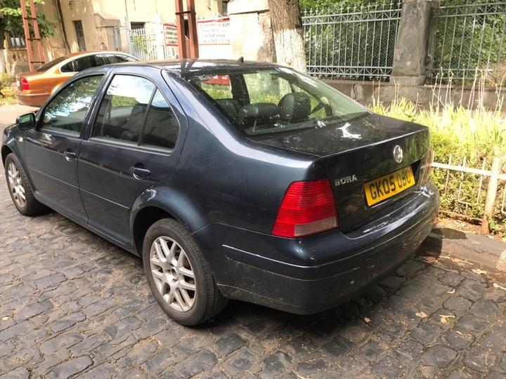 Catalizator VW Bora 2005 BERLINA 131CP 1.9 TDI