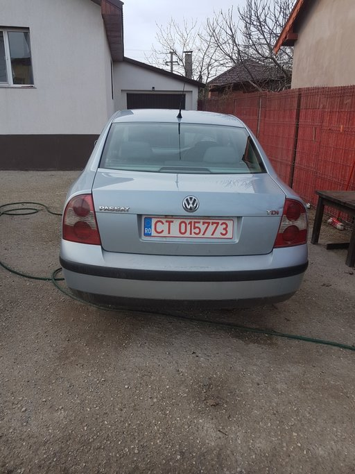 Catalizator VW Passat B5 2002 LIMUZINA 1.9 tdi
