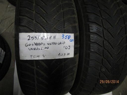 Cauciucuri iarna Goodyear UltraGrip Wrangler - 255/55/18