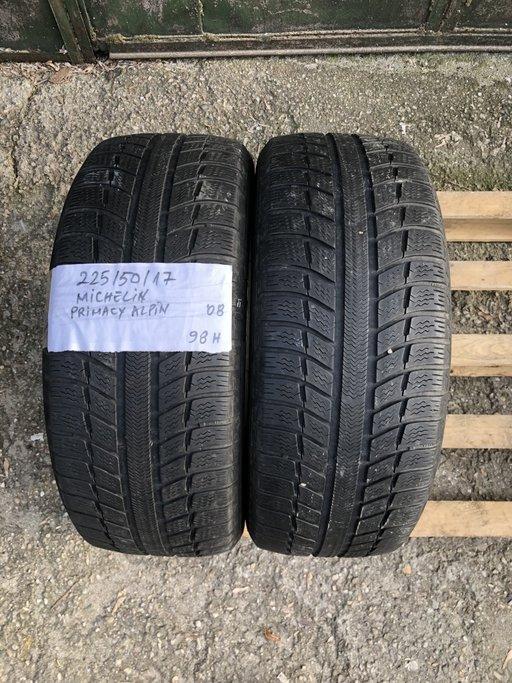 Cauciucuri iarna Michelin Primacy Alpin A4 - 225/50/17