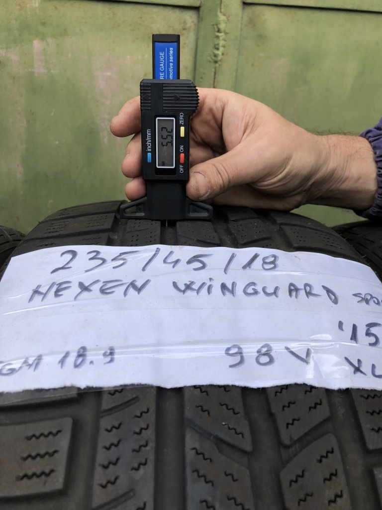 Cauciucuri iarna Nexen Winguard Sport - 235/45/18