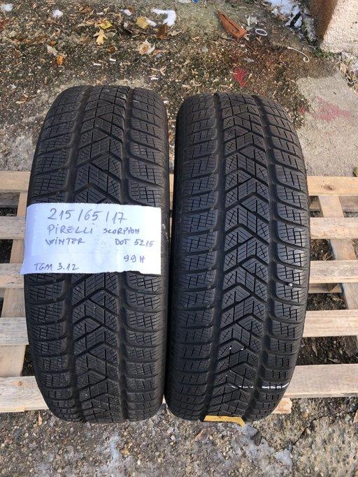 Cauciucuri iarna Pirelli Scorpion Winter - 215/65/17