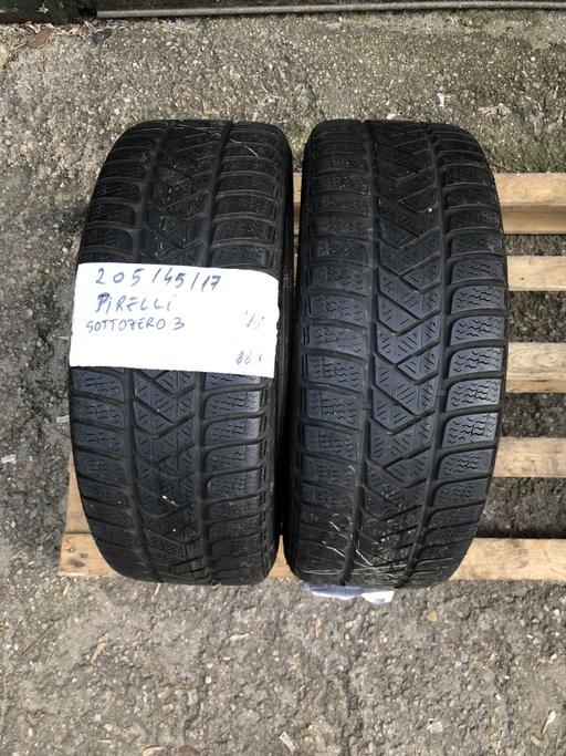 Cauciucuri iarna Pirelli Sottozero 3 - 205/45/17