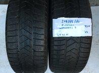 Cauciucuri iarna Pirelli Sottozero 3 - 215/55/16