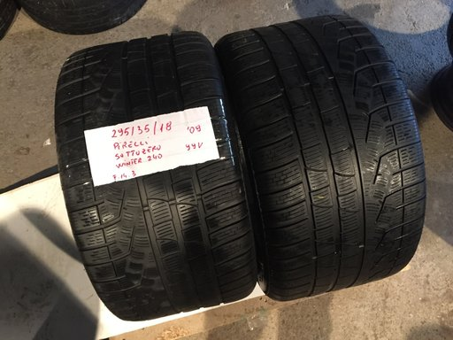 Cauciucuri iarna Pirelli Sottozero Winter 240 - 295/35/18
