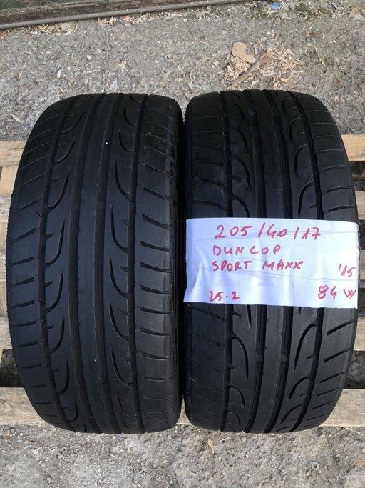 Cauciucuri vara Dunlop Sport Maxx - 205/40/17