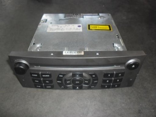 CD audio Peugeot 407 an 2004-2010