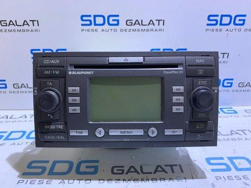 CD Player Audio cu Navigatie GPS TravelPilot EX Blaupunkt Ford C-Max 2003 -2010 Cod Piesa : 4M5T-18K931-BF / 7
