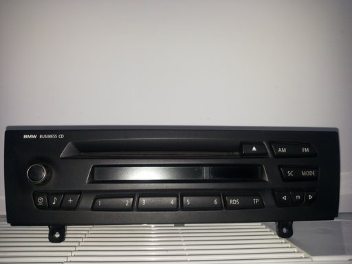 Cd player BMW BUSSINES