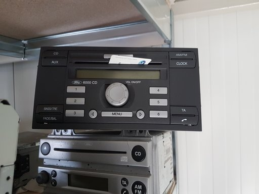 Cd Player Ford Focus2