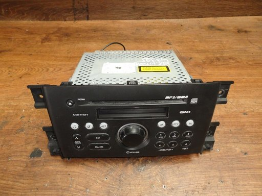 Cd Player Suzuki Grand Vitara Ii 2007
