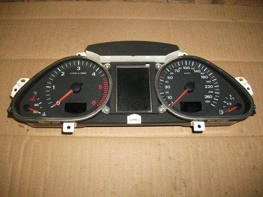 Ceas bord Audi A6 4F C6, Allroad 3.0tdi, automat,
