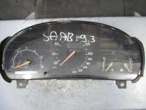 Ceas bord cod 5042387 - Saab 9-3, 2.2d, an 2001