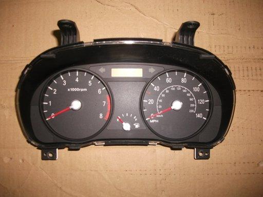 Ceas bord Kia Rio 1.4 benzina, an 2005-2011