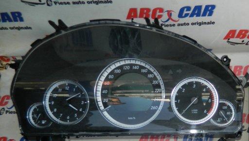 Ceas bord Mercedes E-Class W212 170 CP cod: A2125408747