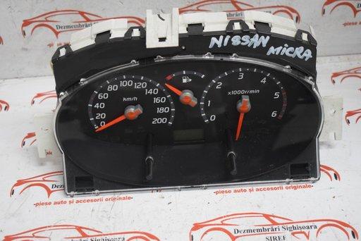 Ceas bord Nissan Micra 1.5 DCI