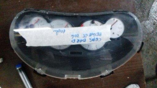 CEAS BORD PEUGEOT 206 decapotabil 2.0 2001