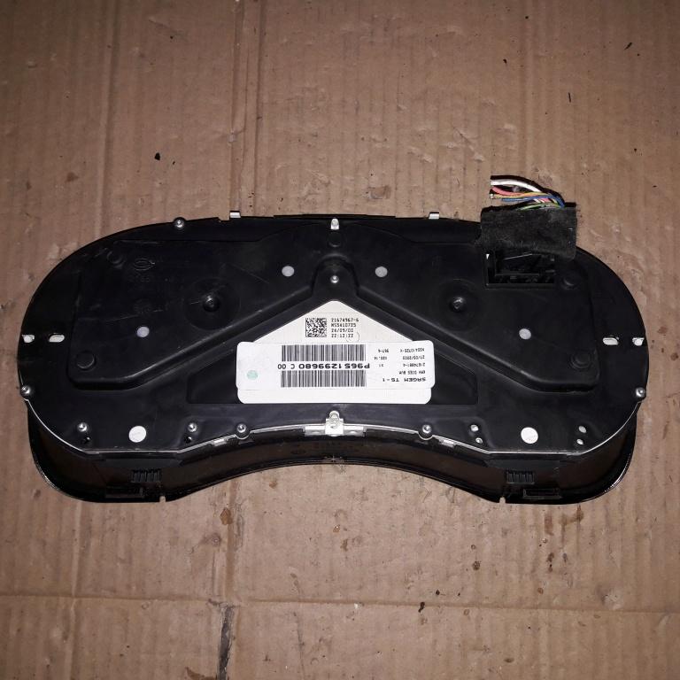 Ceas bord Peugeot 307 1.4 HDI 9651299680C