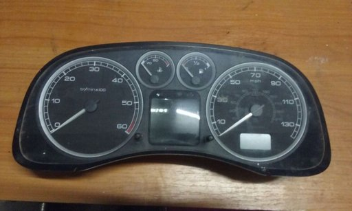 Ceas bord Peugeot 307 An 2000-2005 ( UK )