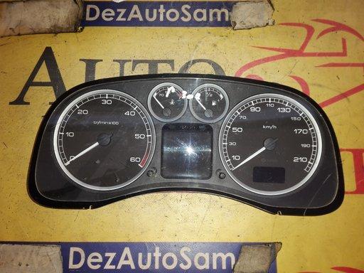 Ceas bord Peugeot 307 cod 216518625