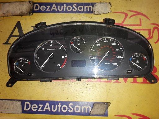 Ceas bord peugeot 406 2.0hdi