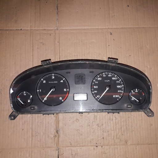 Ceas bord Peugeot 406 2001 2.0 HDI 9642946280 110008882093