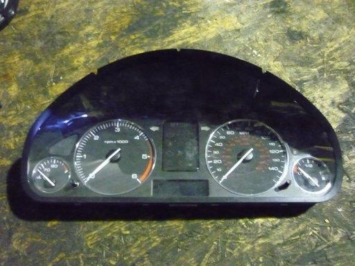 Ceas bord Peugeot 407 1.6hdi, cod 9658137380