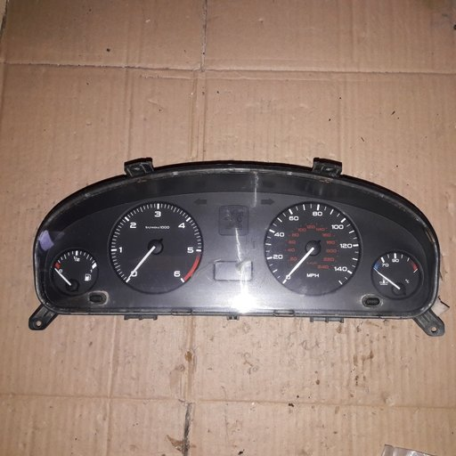 Ceas bord Peugeot 407 2.0 HDI 9639940480 110008882070
